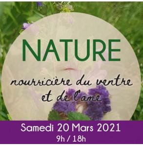 atelier nature : nourricière du ventre et de l'âme