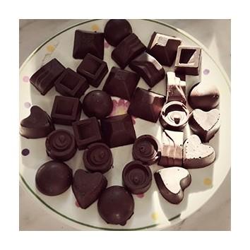 Chocolats à la menthe [RECETTE]